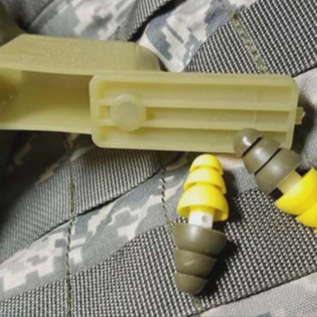 Veterans blame 3M earplugs for hearing loss,
